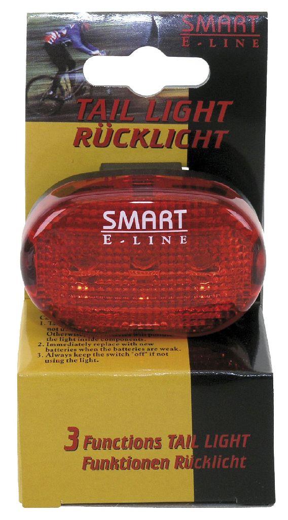 SMART LED-Licht rot RL-403-R Querformat - Bikedreams & Dustbikes