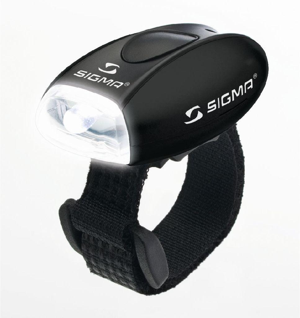 Sigma Sport LED-Licht MICRO WEISS  schwarz - Bikedreams & Dustbikes