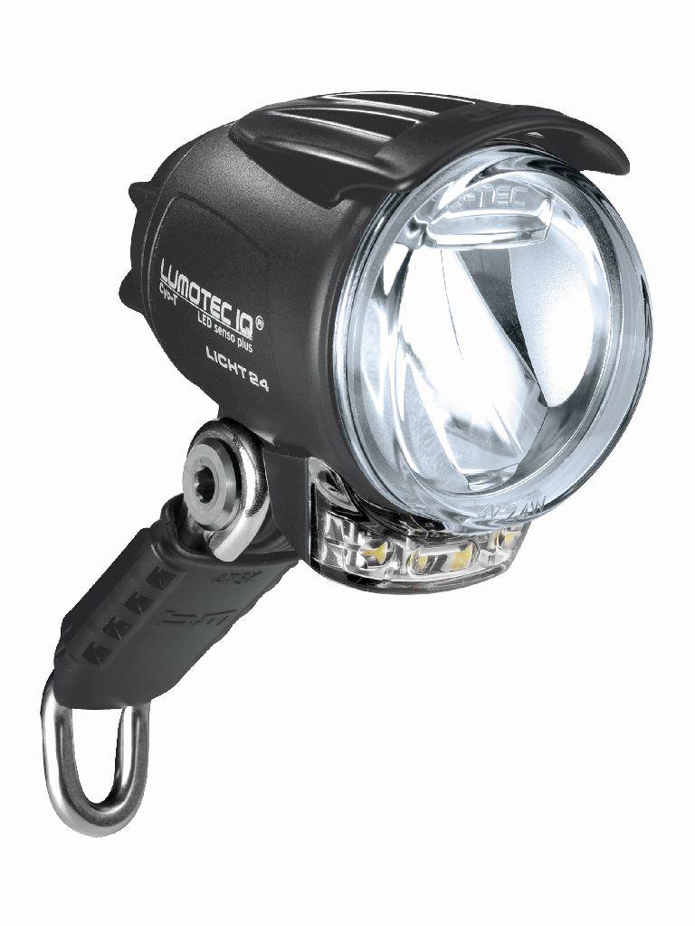 B&M Frontlicht LUMOTEC IQ Cyo T Senso Plus - Bikedreams & Dustbikes