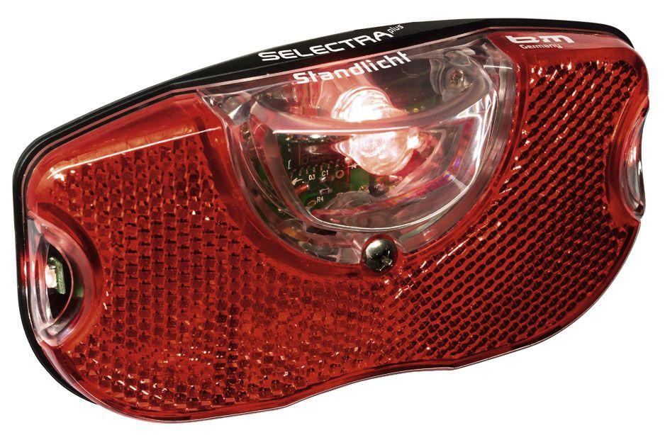 B&M Rücklicht Selectra Plus 80mm - Bikedreams & Dustbikes
