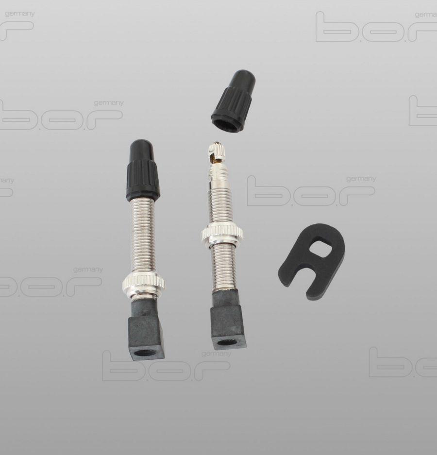 BOR Tubelessventil SV(40mm) - Bikedreams & Dustbikes