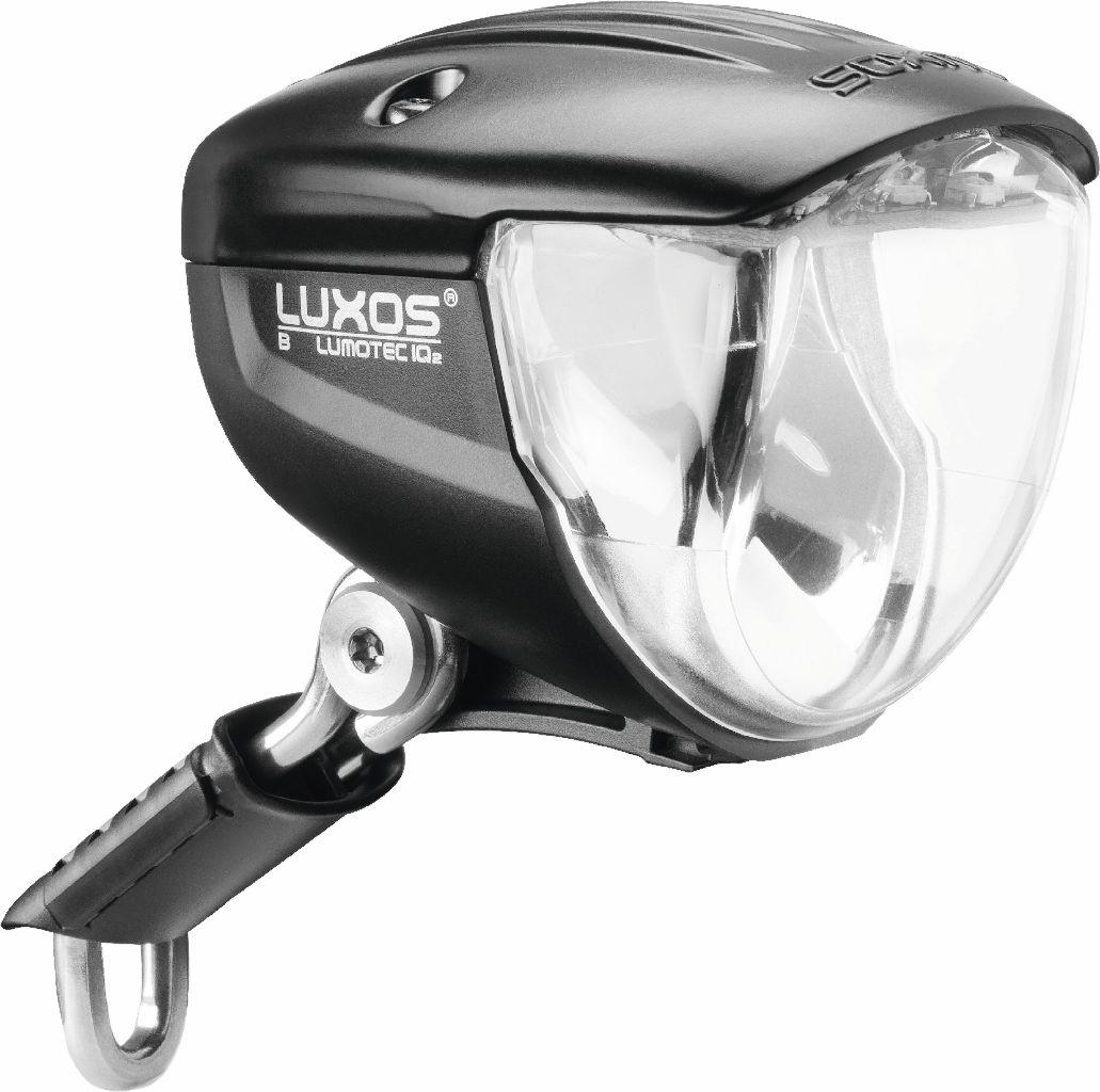 B&M Frontlicht LUMOTEC IQ2 LUXOS U - Bikedreams & Dustbikes