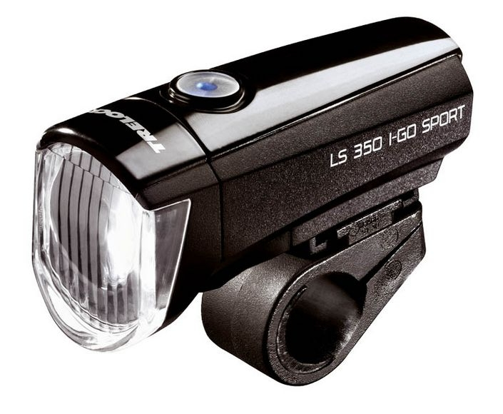 Trelock LED Vorderlicht LS 350 I-GO® SPORT - Bikedreams & Dustbikes