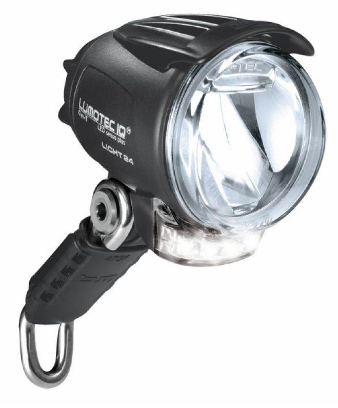 B&M Frontlicht LUMOTEC IQ Cyo Premium T senso plus - Bikedreams & Dustbikes