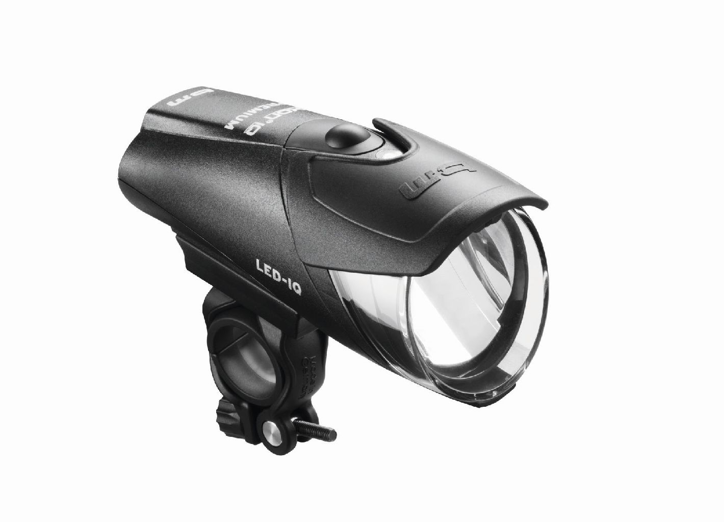 B&M IXON IQ Premium mit Akkus - Bikedreams & Dustbikes
