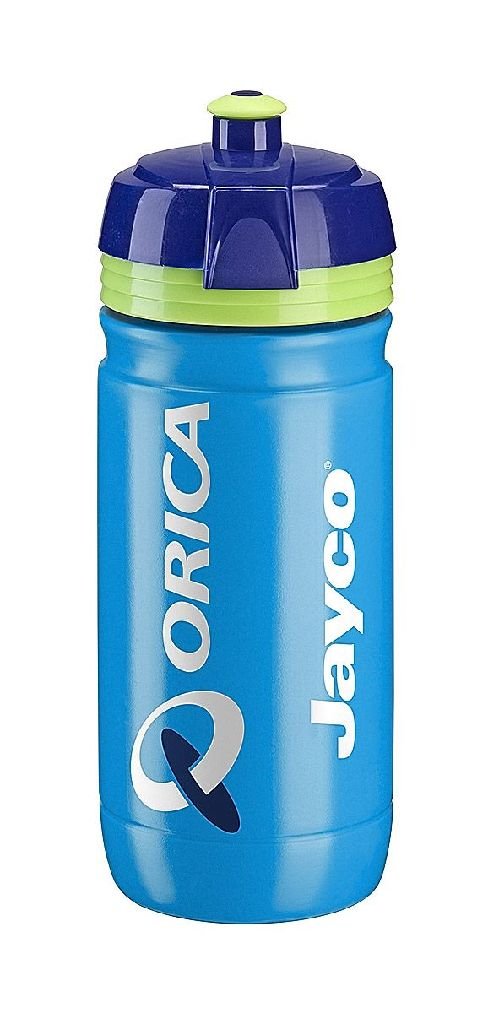 ELITE Flasche CORSA ORICA-GREENEDGE 2014 550ml - Bikedreams & Dustbikes