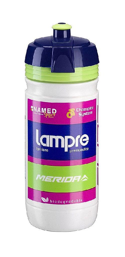 ELITE Flasche CORSA LAMPRE MERIDA 2014 550ml - Bikedreams & Dustbikes