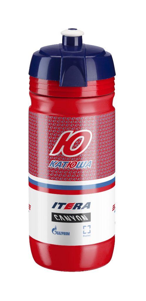 ELITE Flasche CORSA KATUSHA 2014 550ml - Bikedreams & Dustbikes