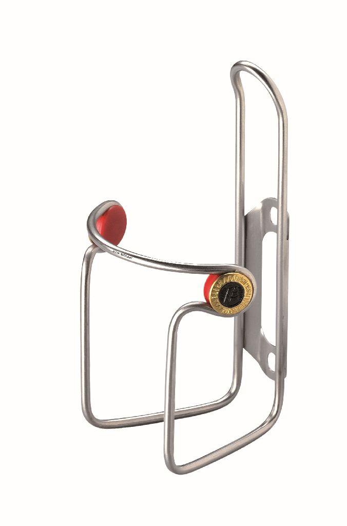 ELITE Flaschenhalter CIUSSI INOX silber - Bikedreams & Dustbikes