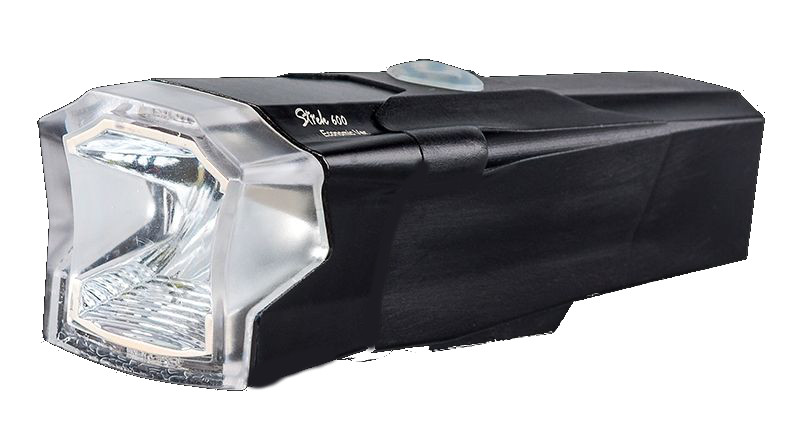 Azonic LED-Licht weiss GLC LED front schwarz - Bikedreams & Dustbikes