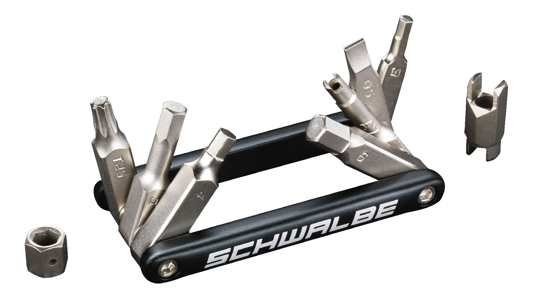 Schwalbe Multitool 10 Funktionen - Bikedreams & Dustbikes