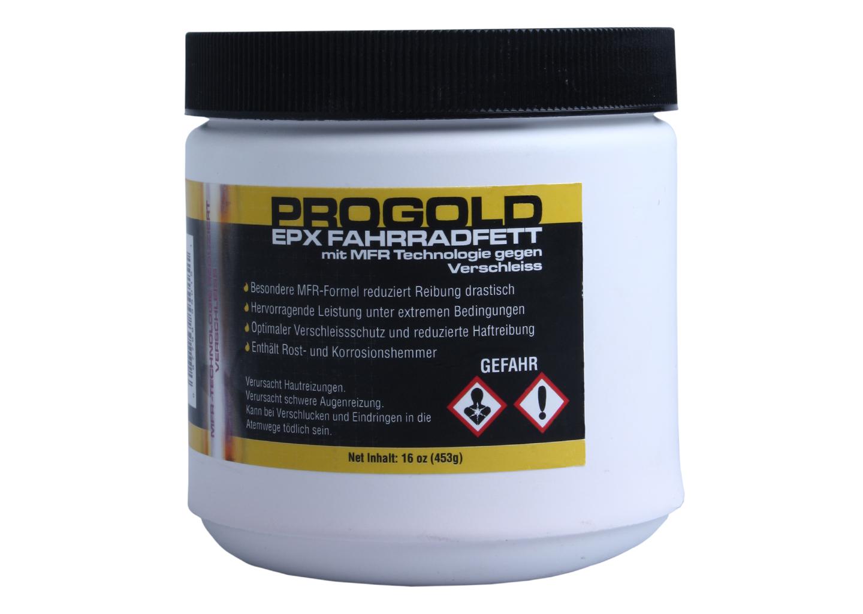 ProGold Schmier-/Pflegemittel EPX Fett 473 ml - Bikedreams & Dustbikes