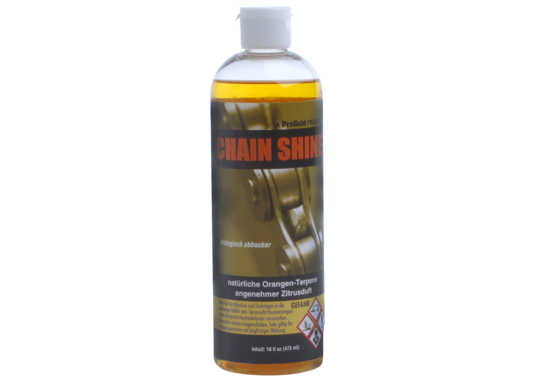 ProGold Schmier-/Pflegemittel Chain Shine 473 ml konzentrierter Entfetter - Bikedreams & Dustbikes