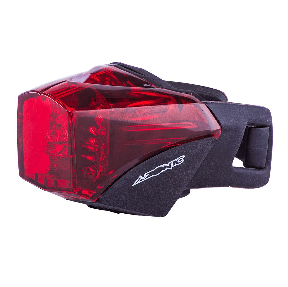 Azonic LED-Licht rot BANJO Battery STVZO LED R�cklicht - Bikedreams & Dustbikes