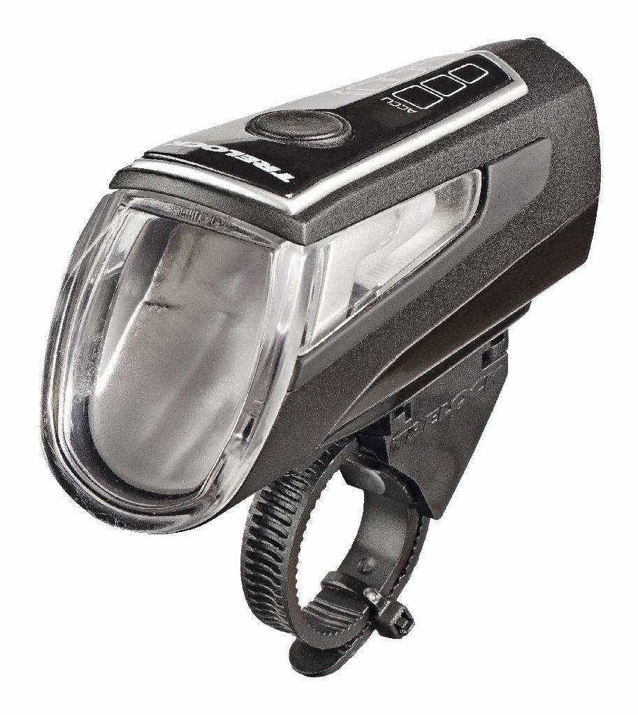 Trelock LED Vorderlicht LS 560 I-GO® CONTROL - Bikedreams & Dustbikes