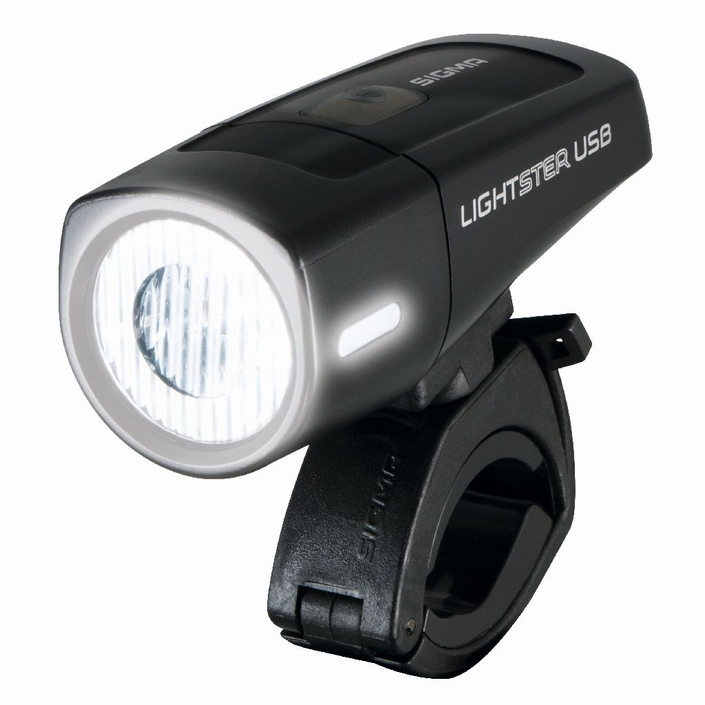 Sigma Sport Lichtset vorne LIGHTSTER USB - Bikedreams & Dustbikes