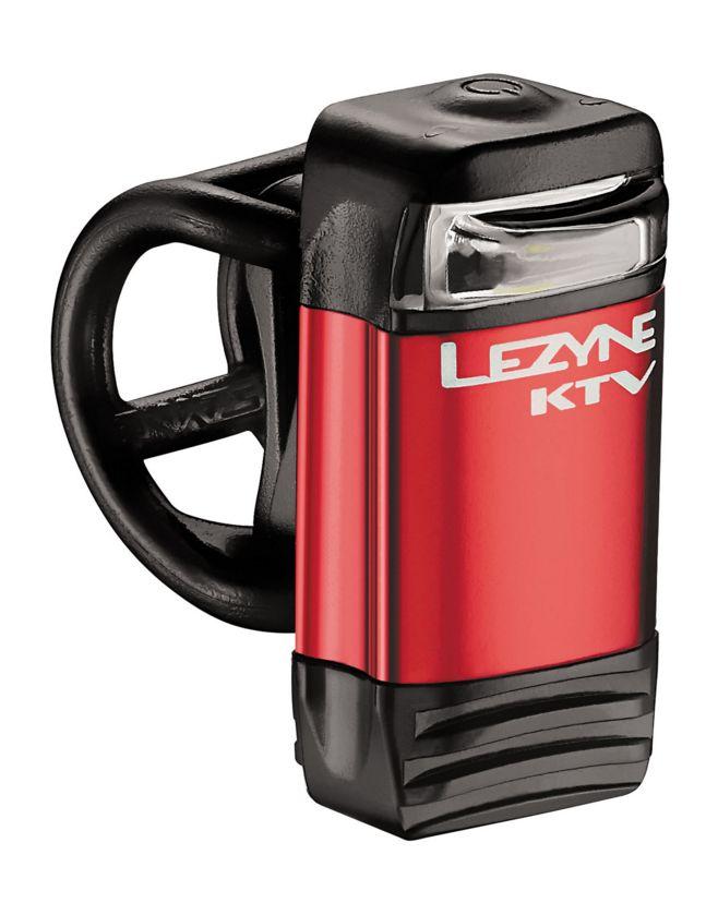 LEZYNE LED weiss KTV DRIVE rot - Bikedreams & Dustbikes