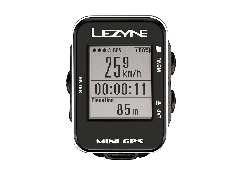 LEZYNE Computer MINI GPS - Bikedreams & Dustbikes