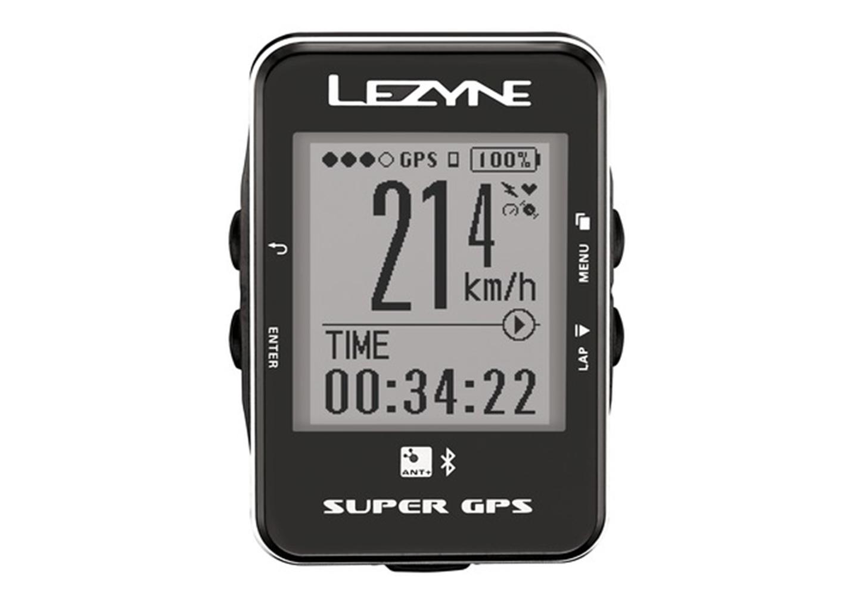 LEZYNE Computer SUPER GPS - Bikedreams & Dustbikes