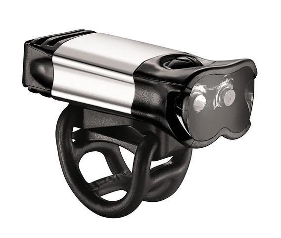 LEZYNE LED weiss KTV DRIVE PRO silber - Bikedreams & Dustbikes