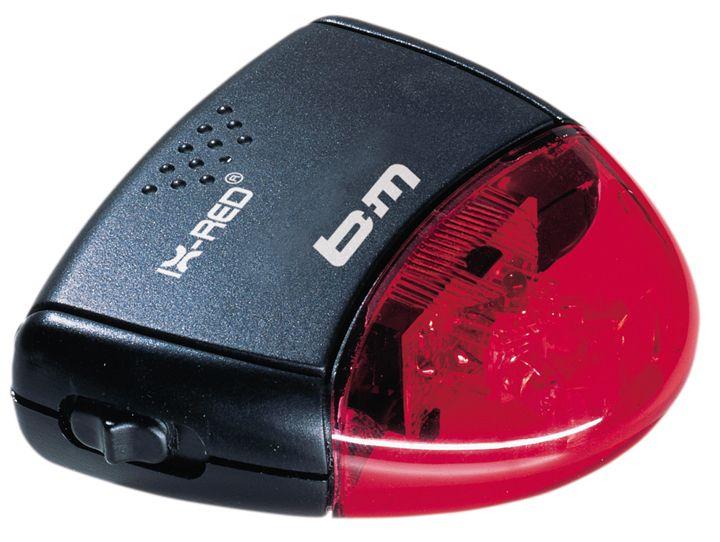 B&M Rücklicht IX-Red - Bikedreams & Dustbikes